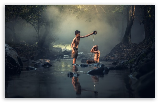 Bathing in a Creek ❤ 4K UHD Wallpaper for Wide 16:10 5:3 Widescreen WHXGA WQXGA WUXGA WXGA WGA ; UltraWide 21:9 24:10 ; 4K UHD 16:9 Ultra High Definition 2160p 1440p 1080p 900p 720p ; UHD 16:9 2160p 1440p 1080p 900p 720p ; Standard 4:3 5:4 3:2 Fullscreen UXGA XGA SVGA QSXGA SXGA DVGA HVGA HQVGA ( Apple PowerBook G4 iPhone 4 3G 3GS iPod Touch ) ; Smartphone 16:9 3:2 5:3 2160p 1440p 1080p 900p 720p DVGA HVGA HQVGA ( Apple PowerBook G4 iPhone 4 3G 3GS iPod Touch ) WGA ; Tablet 1:1 ; iPad 1/2/Mini ; Mobile 4:3 5:3 3:2 16:9 5:4 - UXGA XGA SVGA WGA DVGA HVGA HQVGA ( Apple PowerBook G4 iPhone 4 3G 3GS iPod Touch ) 2160p 1440p 1080p 900p 720p QSXGA SXGA ;