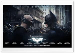 Batman - Bane Ultra HD Wallpaper for 4K UHD Widescreen desktop, tablet & smartphone