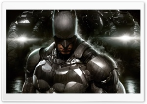Batman AC HD Wide Wallpaper for Widescreen