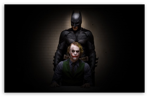 Batman And Joker HD wallpaper for Wide 16:10 5:3 Widescreen WHXGA WQXGA WUXGA WXGA WGA ; HD 16:9 High Definition WQHD QWXGA 1080p 900p 720p QHD nHD ; Standard 4:3 5:4 3:2 Fullscreen UXGA XGA SVGA QSXGA SXGA DVGA HVGA HQVGA devices ( Apple PowerBook G4 iPhone 4 3G 3GS iPod Touch ) ; Tablet 1:1 ; iPad 1/2/Mini ; Mobile 4:3 5:3 3:2 16:9 5:4 - UXGA XGA SVGA WGA DVGA HVGA HQVGA devices ( Apple PowerBook G4 iPhone 4 3G 3GS iPod Touch ) WQHD QWXGA 1080p 900p 720p QHD nHD QSXGA SXGA ;