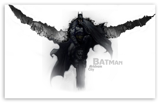 Batman Arkham City HD wallpaper for Wide 16:10 5:3 Widescreen WHXGA WQXGA WUXGA WXGA WGA ; HD 16:9 High Definition WQHD QWXGA 1080p 900p 720p QHD nHD ; Standard 4:3 3:2 Fullscreen UXGA XGA SVGA DVGA HVGA HQVGA devices ( Apple PowerBook G4 iPhone 4 3G 3GS iPod Touch ) ; iPad 1/2/Mini ; Mobile 4:3 5:3 3:2 16:9 - UXGA XGA SVGA WGA DVGA HVGA HQVGA devices ( Apple PowerBook G4 iPhone 4 3G 3GS iPod Touch ) WQHD QWXGA 1080p 900p 720p QHD nHD ;