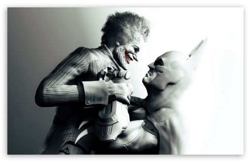 Download Batman Arkham City UltraHD Wallpaper