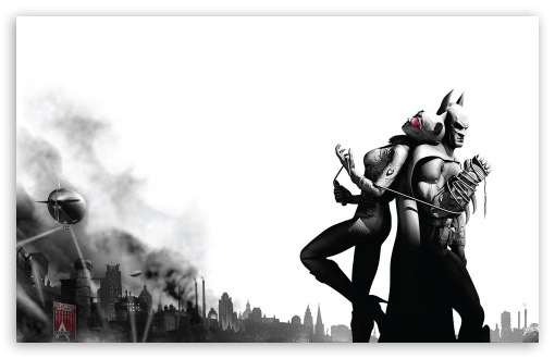 Batman Arkham City - Batman & Catwoman HD wallpaper for Wide 16:10 5:3 Widescreen WHXGA WQXGA WUXGA WXGA WGA ; HD 16:9 High Definition WQHD QWXGA 1080p 900p 720p QHD nHD ; Standard 4:3 5:4 3:2 Fullscreen UXGA XGA SVGA QSXGA SXGA DVGA HVGA HQVGA devices ( Apple PowerBook G4 iPhone 4 3G 3GS iPod Touch ) ; Tablet 1:1 ; iPad 1/2/Mini ; Mobile 4:3 5:3 3:2 16:9 5:4 - UXGA XGA SVGA WGA DVGA HVGA HQVGA devices ( Apple PowerBook G4 iPhone 4 3G 3GS iPod Touch ) WQHD QWXGA 1080p 900p 720p QHD nHD QSXGA SXGA ;