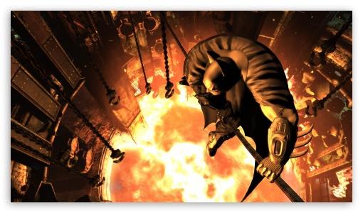 Batman Arkham City - In Magma ❤ 4K UHD Wallpaper for 4K UHD 16:9 Ultra High Definition 2160p 1440p 1080p 900p 720p ; UHD 16:9 2160p 1440p 1080p 900p 720p ;