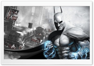 Batman Arkham City Armored...