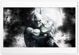 Batman Arkham City HD Ultra HD Wallpaper for 4K UHD Widescreen desktop, tablet & smartphone