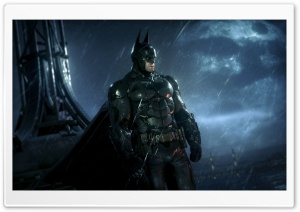 Batman Arkham Knight 2014 HD Wide Wallpaper for Widescreen