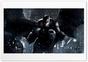 Batman Arkham Origins 2013 HD Wide Wallpaper for Widescreen