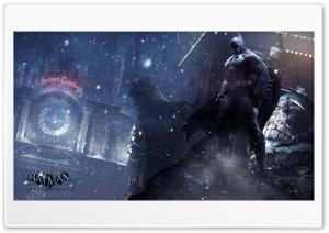 Batman Arkham Origins HD Wide Wallpaper for Widescreen