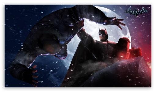 Download Batman Arkham Origins HD Wallpaper