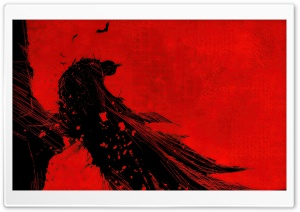 Batman FanArt Ultra HD Wallpaper for 4K UHD Widescreen desktop, tablet & smartphone