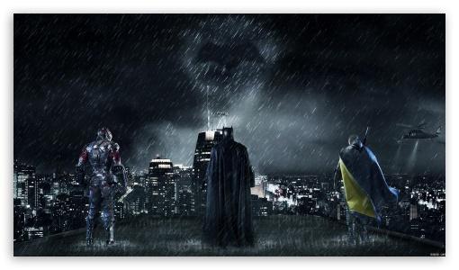 Batman Gotham City ❤ 4K UHD Wallpaper for 4K UHD 16:9 Ultra High Definition 2160p 1440p 1080p 900p 720p ; Mobile 16:9 - 2160p 1440p 1080p 900p 720p ;