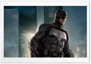 Batman in Justice League HD Wide Wallpaper for 4K UHD Widescreen desktop & smartphone