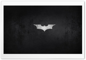 Batman Logo Ultra HD Wallpaper for 4K UHD Widescreen desktop, tablet & smartphone