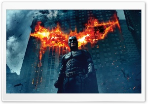 Batman The Dark Knight HD Wide Wallpaper for 4K UHD Widescreen desktop & smartphone