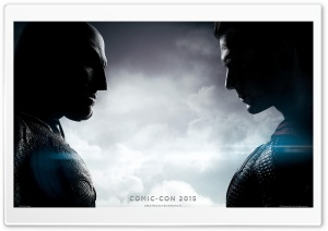 Batman V Superman HD Wide Wallpaper for Widescreen
