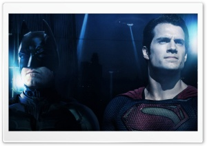 Batman vs. Superman 2015 HD Wide Wallpaper for Widescreen