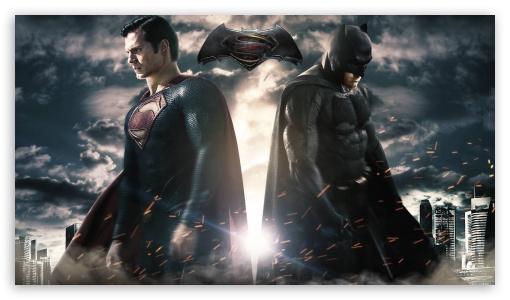 Batman Vs Superman Dawn Of Justice 4K UHD Wallpaper For 169