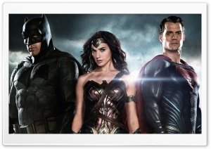 Batman Wonder Woman Superman HD Wide Wallpaper for Widescreen