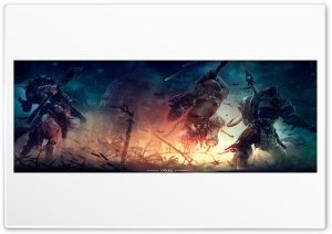 Battle promo dual HD Wide Wallpaper for Widescreen