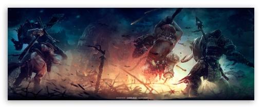 Battle promo dual ❤ 4K UHD Wallpaper for Dual 16:10 5:3 16:9 4:3 WHXGA WQXGA WUXGA WXGA WGA 2160p 1440p 1080p 900p 720p UXGA XGA SVGA ;