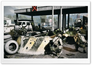 Battlefield 3 HD Wide Wallpaper for 4K UHD Widescreen desktop & smartphone