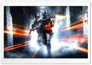 Battlefield 3 HD Wide Wallpaper for Widescreen