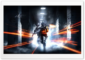 Battlefield 3 HD Wide Wallpaper for 4K UHD Widescreen desktop & smartphone