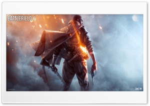 Battlefield 1 Game HD Wide Wallpaper for 4K UHD Widescreen desktop & smartphone