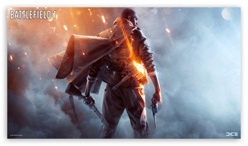 Download Battlefield 1 Game HD Wallpaper