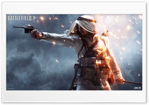 Battlefield 1 Game Background HD Wide Wallpaper for Widescreen