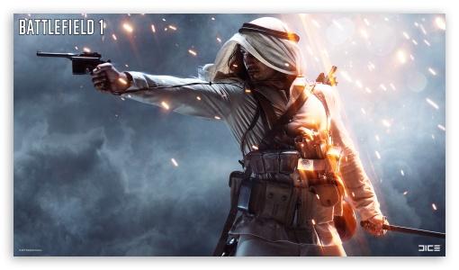 Battlefield 1 Game Background 4k Hd Desktop Wallpaper For 4k