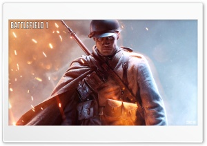 Battlefield 1 Game, World War I HD Wide Wallpaper for 4K UHD Widescreen desktop & smartphone