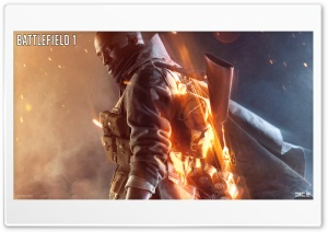 Battlefield 1 Video Game HD Wide Wallpaper for Widescreen