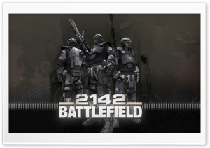 Battlefield 2142 HD Wide Wallpaper for Widescreen