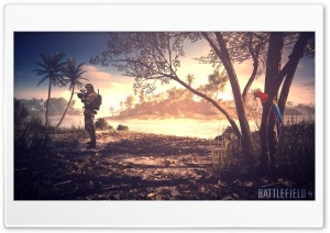 Battlefield 4 HD Wide Wallpaper for 4K UHD Widescreen desktop & smartphone