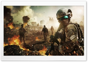 Battlefield Ultra HD Wallpaper for 4K UHD Widescreen desktop, tablet & smartphone