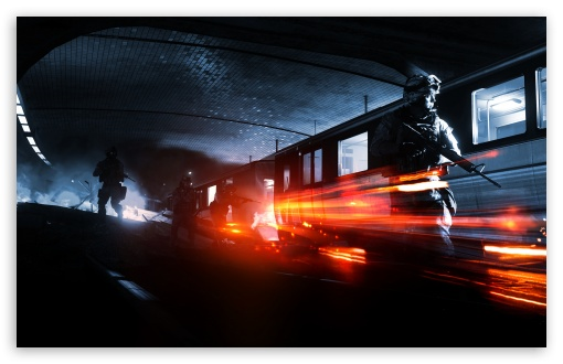 Battlefield 3 Operation Metro Hd Desktop Wallpaper For 4k Ultra