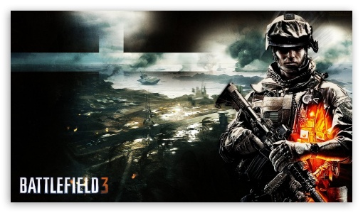 Battlefield 3 B2K HD wallpaper for HD 16:9 High Definition WQHD QWXGA 1080p 900p 720p QHD nHD ; Mobile 16:9 - WQHD QWXGA 1080p 900p 720p QHD nHD ;