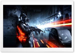 Battlefield 3 BF3 HD Wide Wallpaper for Widescreen