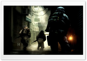 Battlefield 3 (Video Game) HD Wide Wallpaper for Widescreen