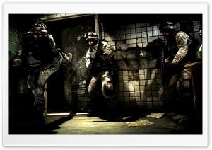 Battlefield 3 (Video Game) HD Wide Wallpaper for 4K UHD Widescreen desktop & smartphone