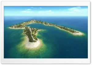 Battlefield 3 Wake Island HD Wide Wallpaper for Widescreen