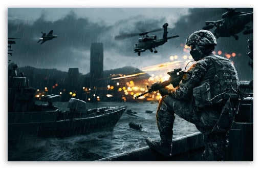 Download Battlefield 4 UltraHD Wallpaper