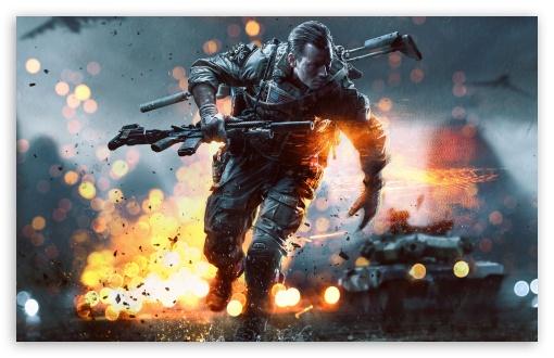 Battlefield 4 China Rising Dlc 4k Hd Desktop Wallpaper