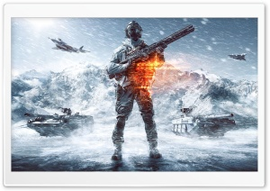 Battlefield 4 Final Stand HD Wide Wallpaper for 4K UHD Widescreen desktop & smartphone