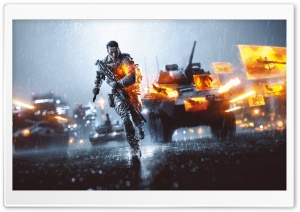 Battlefield 4 Game HD Wide Wallpaper for Widescreen