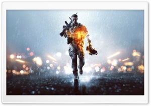 Battlefield 4 Premium HD Wide Wallpaper for Widescreen