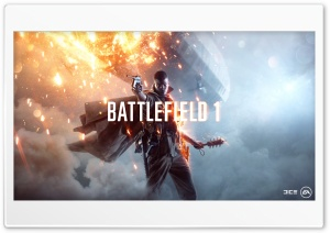 Battlefield 1 Ultra HD Wallpaper for 4K UHD Widescreen desktop, tablet & smartphone