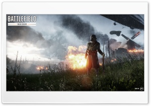 Battlefield 1 HD Wide Wallpaper for Widescreen